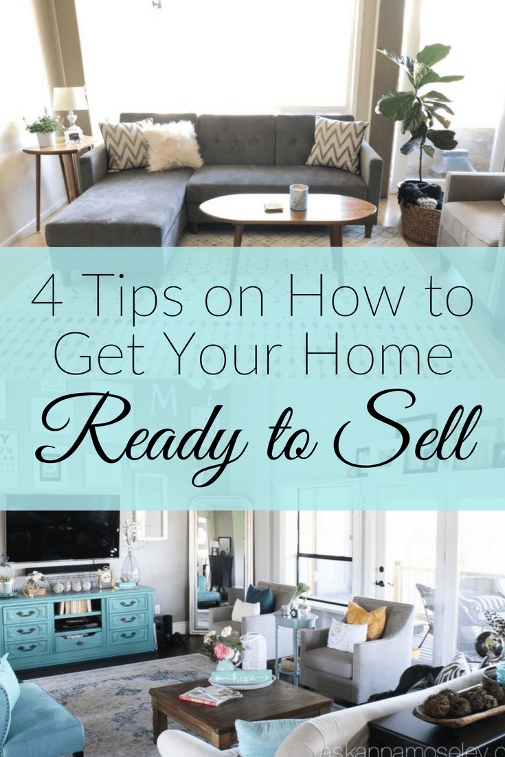 Tried & true tips for getting your home ready to sell | Ask Anna