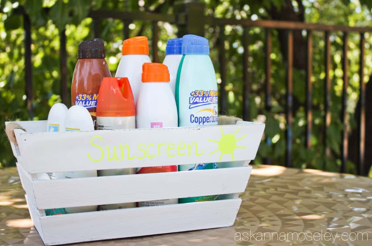 Outdoor toy organization tips and tricks | Ask Anna
