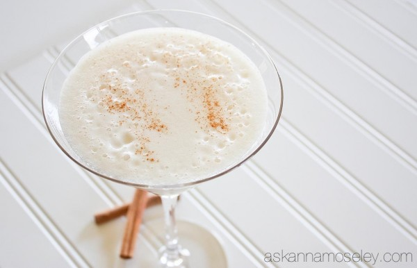 Turtle Dove Martini | Ask Anna