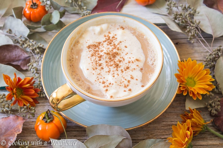 Pumpkin Chai Latte | Ask Anna