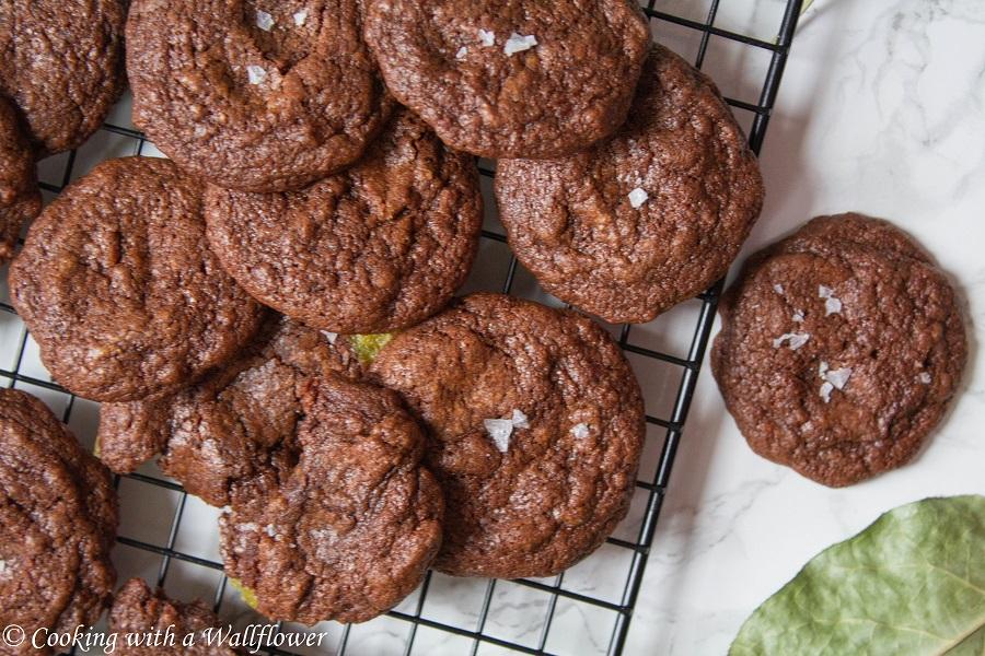 Sea Salt Chocolate Cookies