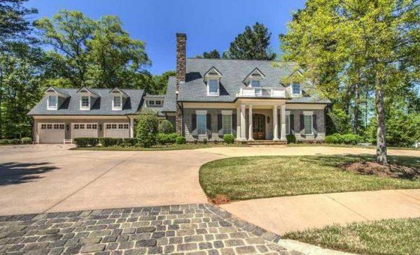 Buckland Oaks Mableton Georgia Community Estate Home