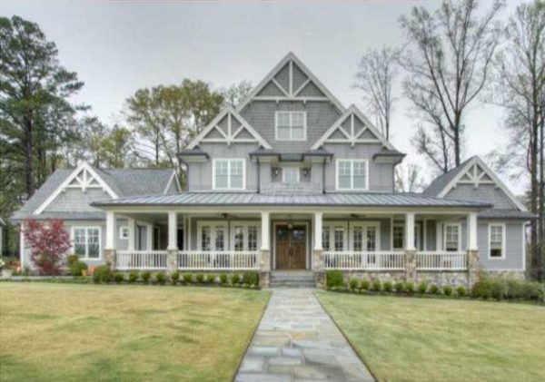 Mableton House In Buckland Oaks Subdivision