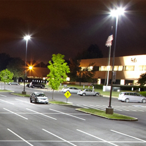 commercial lighting by GE