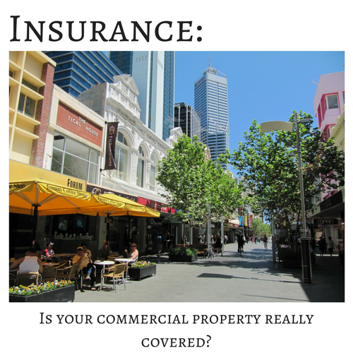 Commercial Insurance: Are you covered?