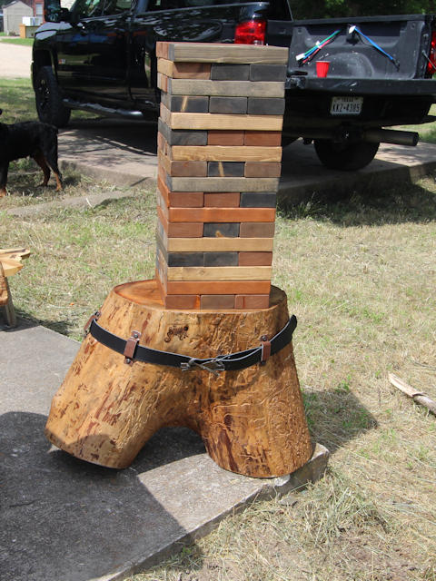 timberr stack