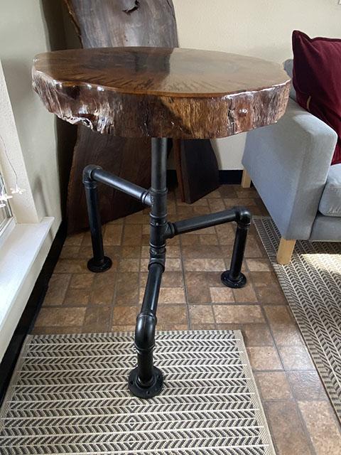 Cookie Slab Table