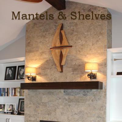 Mantels & Shelves for Inspiration