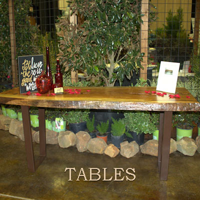 Tables for Inspiration