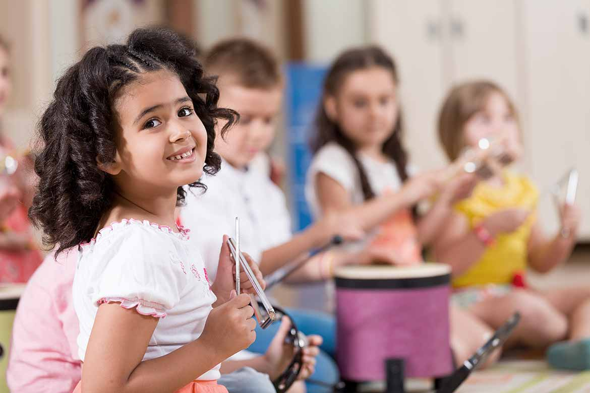 Children's Ability to Follow a Beat May Impact Reading, Language Skills