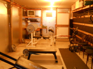 Fenton Weightroom