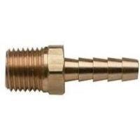 25 brass hose barb