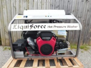 LiquiForce Hot Pressure Washer