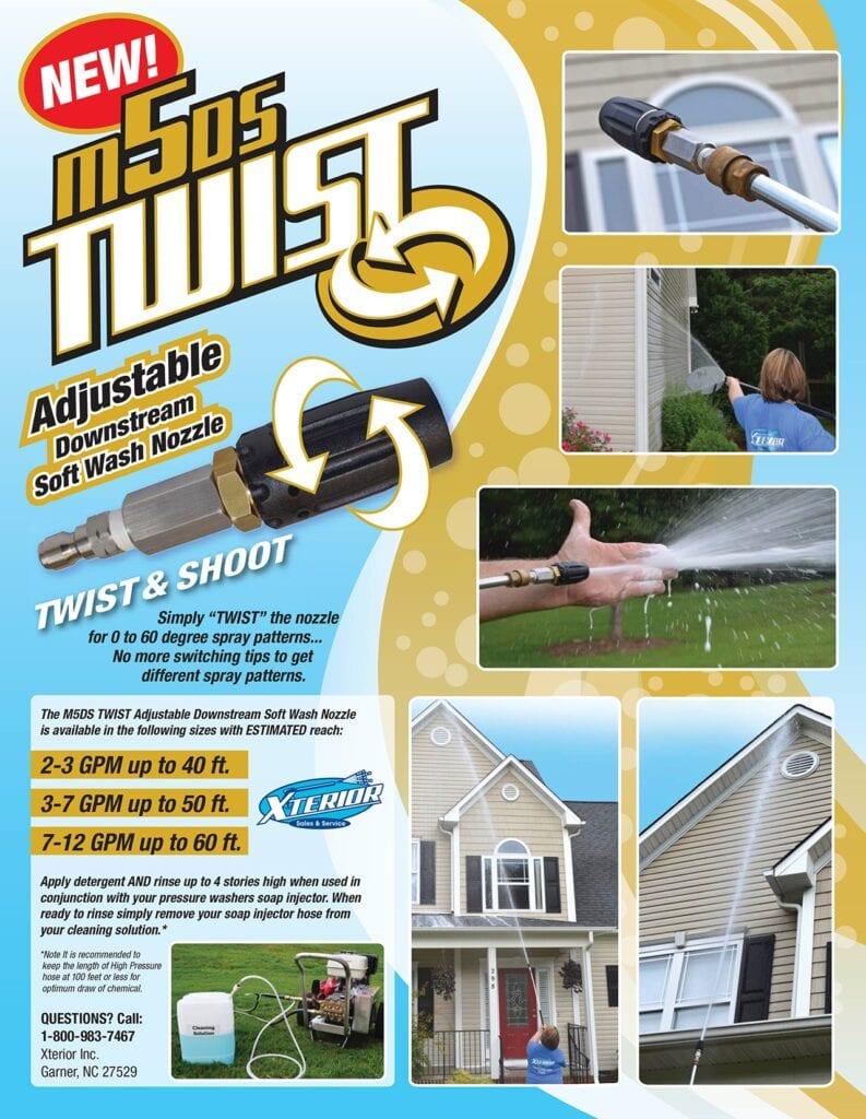 M5DS Twist Nozzle