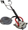 Vacuum Capable Surface Cleaners