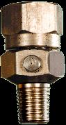 stainless steel ball bearing in line swivel