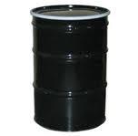 truck soap drum