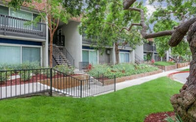 Go Green Every Day at Summer Crest Apartments in Anaheim