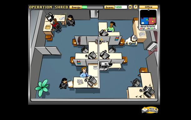 Operation Shred