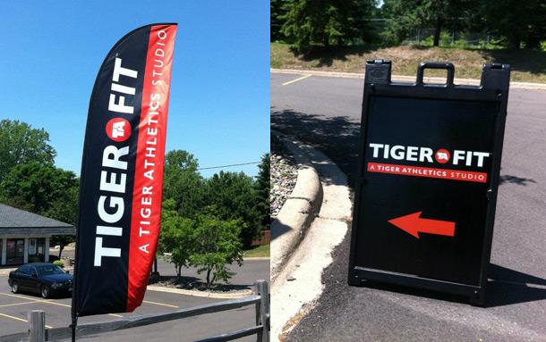 Tiger Athletics