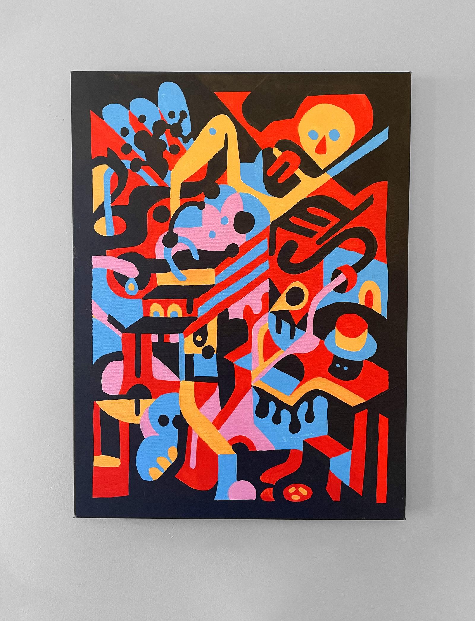 doug-knapton-painting-acrylic-2018