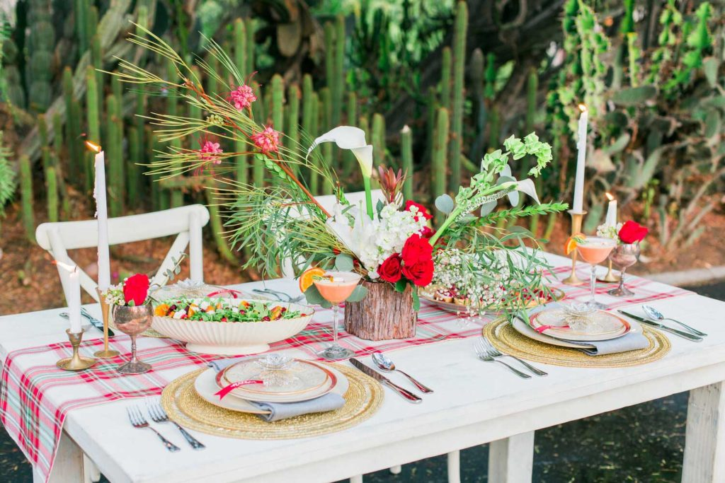 Five Easy Tips Holiday Dinner