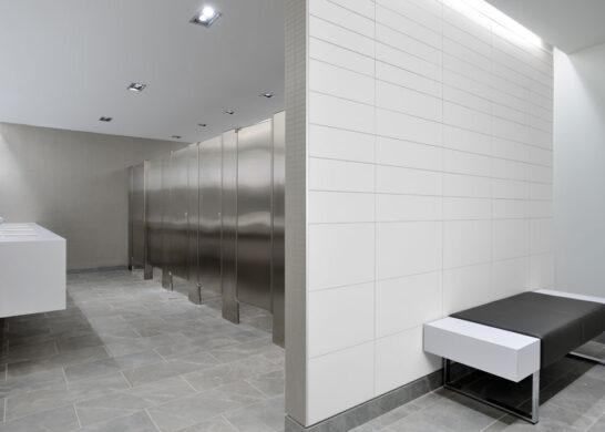 DuPont Canada office - washroom