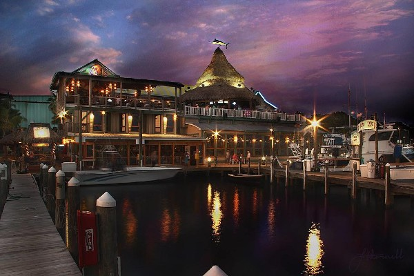 ajs oyster bar and seafood restaurant in destin florida