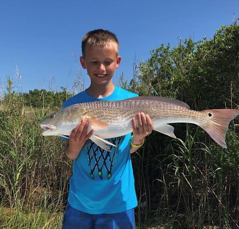 kid-friendly fishing charters
