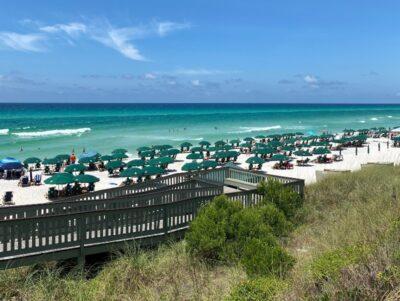Rosemary Beach near Destin Florida
