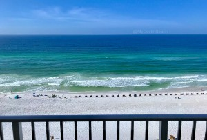 Completely Remodeled , GULF FRONT, Beautiful Sweeping Views vacation rental in Destin