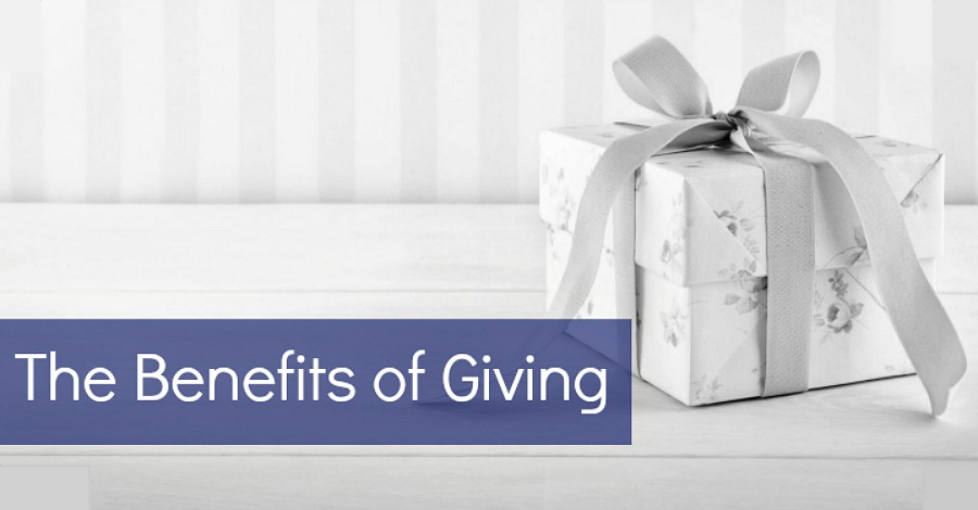 The Health Benefits of Giving