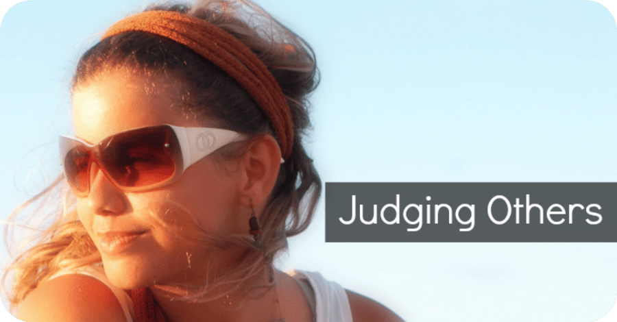 How to Stop Judging Others