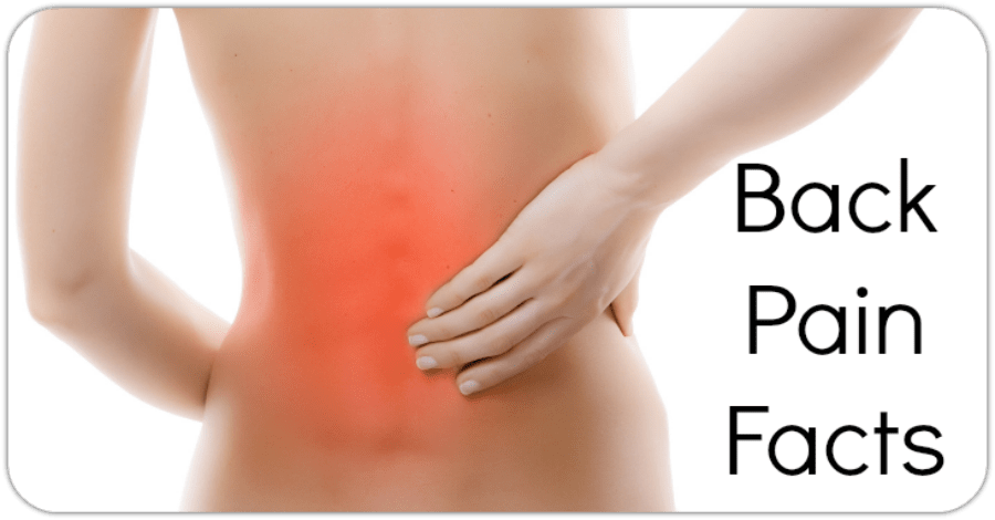 Back Pain Facts to Know About