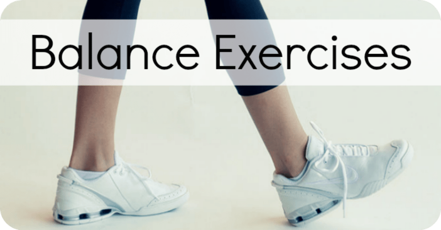 Balance Exercises for Improving Balance