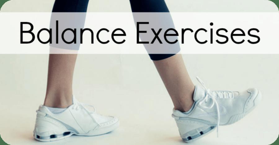 Balance Exercises for Improving Balance