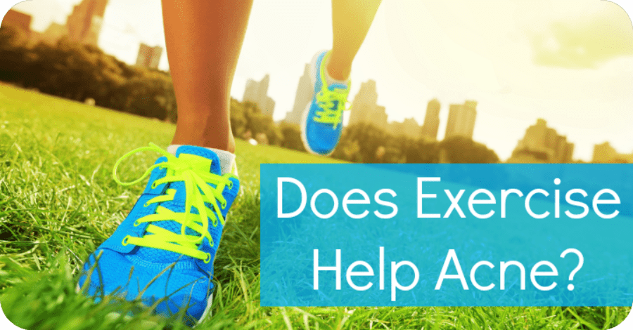 Does Exercise Help Acne?