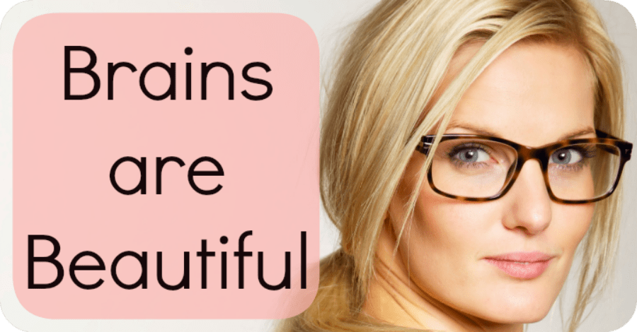 Intelligence is Beauty - Brains are Beautiful - https://healthpositiveinfo.com/brains-are-beautiful.html