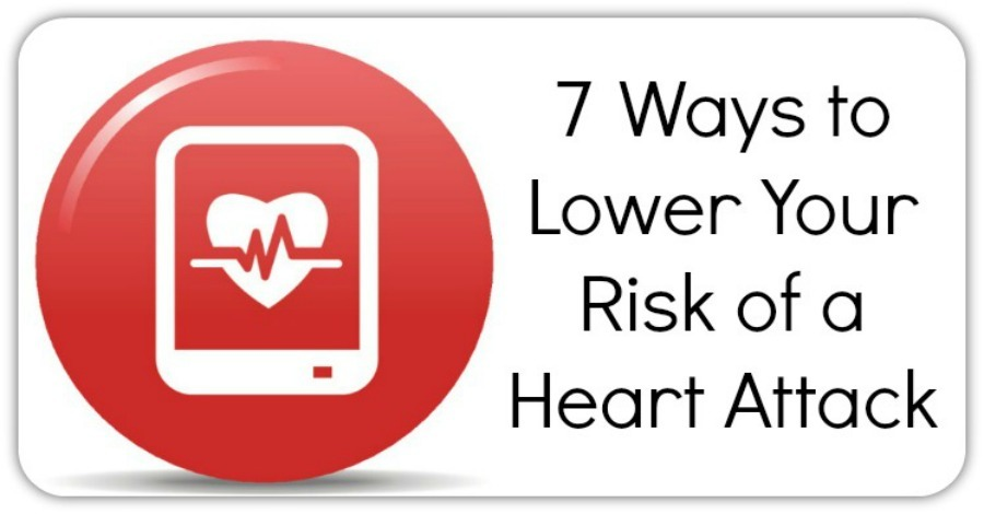 Lower Risk of Heart Attack - https://healthpositiveinfo.com/7-ways-to-lower-your-risk-of-a-heart-attack