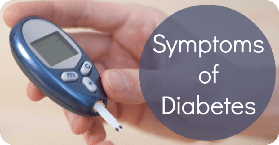 Signs and Symptoms of Diabetes Mellitus