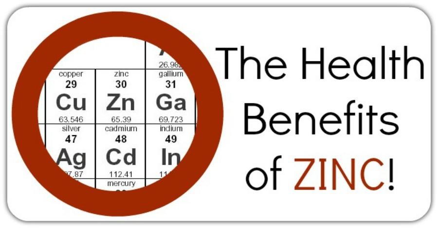 The Health Benefits of Zinc