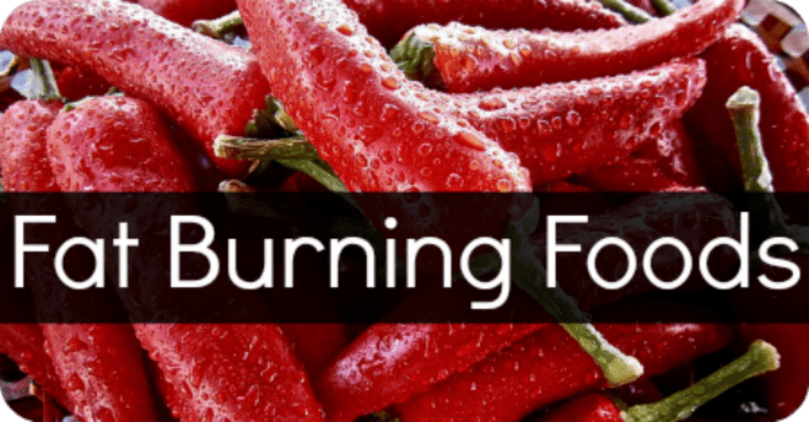 The Best Fat Burning Foods