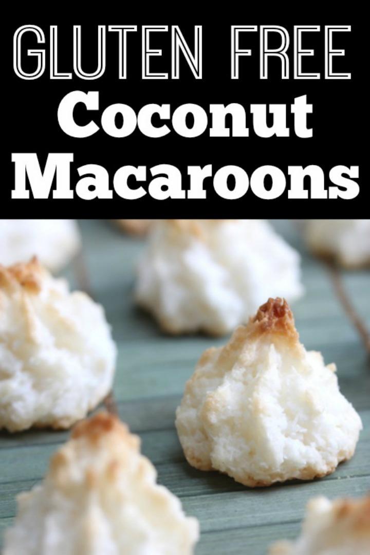 Gluten Free Coconut Macaroons Recipe