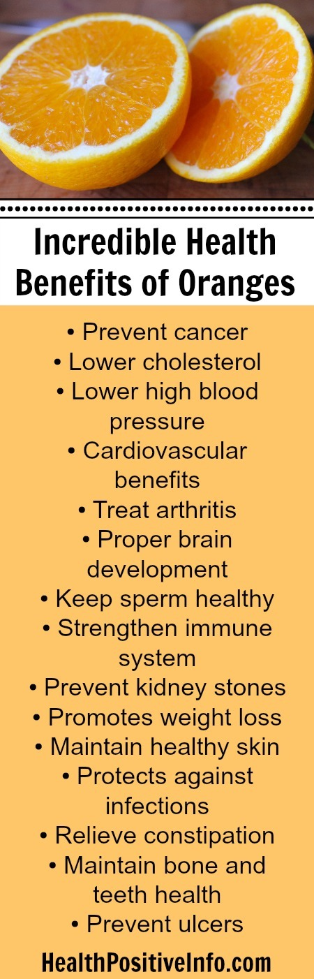 Health Benefits of Oranges - Wow! https://healthpositiveinfo.com/health-benefits-of-oranges.html