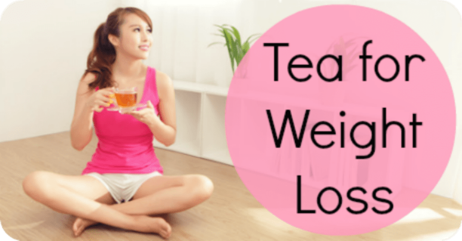 Drinking Tea for Weight Loss
