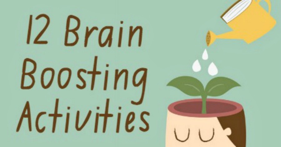 12 Brain Boosting Activities for the Mind