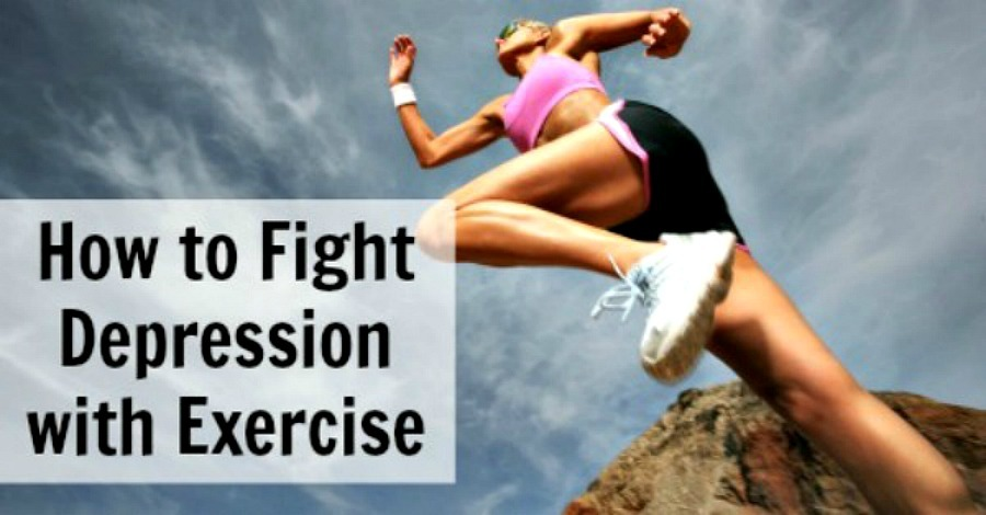 Fighting Depression with Exercise