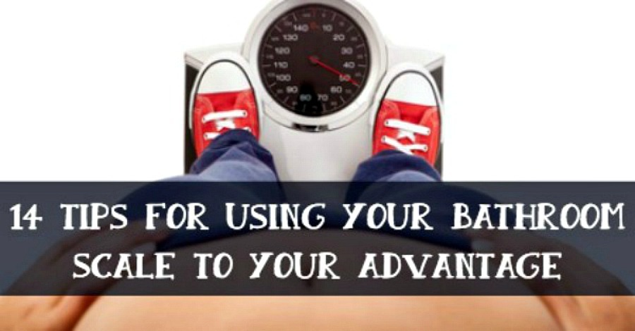 14 Tips for Using Your Bathroom Scale - https://healthpositiveinfo.com/14-tips-bathroom-scale.html
