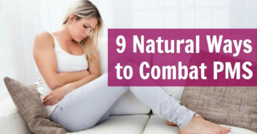 9 Natural Ways to Combat PMS