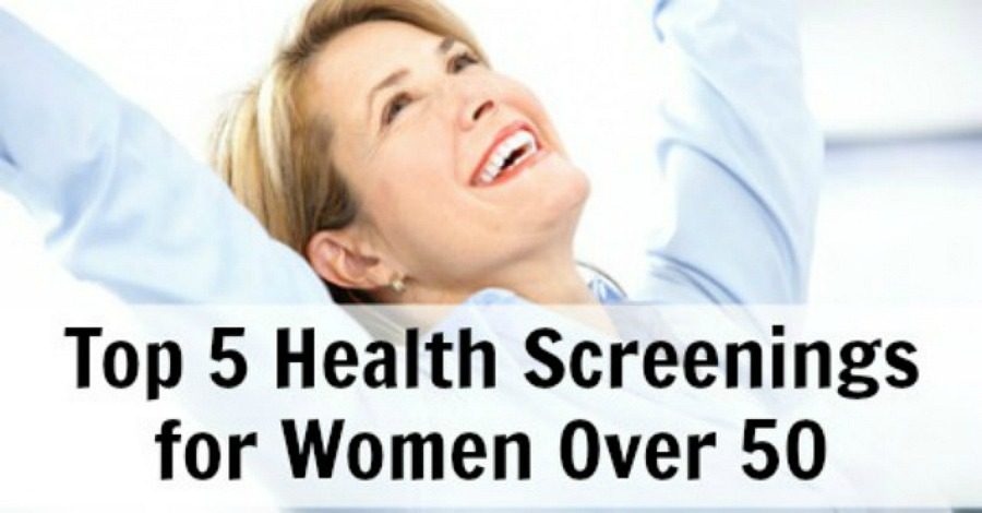 Top 5 Health Screenings for Women Over 50